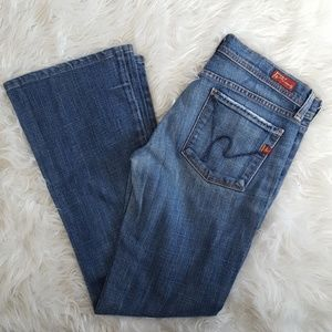 Citizens of Humanity flare jeans Ingrid size 29